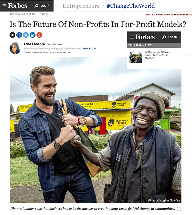 Is The Future Of Non-Profits In For-Profit Models?