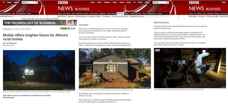 Mkopa BBC