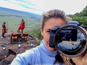 Saturday 'Reflection' Selfie