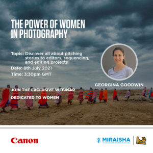 Read more about the article THE POWER OF WOMEN IN PHOTOGRAPHY